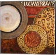 African Circles II Fine-Art Print