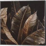 Through the Sepia Leaves I Fine-Art Print