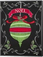 Noel Chalk Art II Fine-Art Print