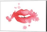 Lip Splash Fine-Art Print