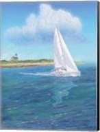 Sailboat Peace Fine-Art Print