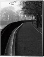 Central Park Endless Path Fine-Art Print