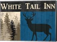 White Tail Inn Fine-Art Print