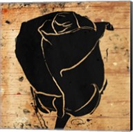 Ink Rose Fine-Art Print
