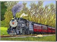 Engine #90 II, Strasburg, Pa Fine-Art Print