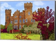 Ireland - Clonyn Castle, Co Westmeath Fine-Art Print