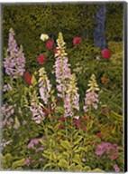 Foxglove & Peonies Fine-Art Print