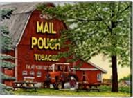 Mail Pouch Barn 2 Fine-Art Print
