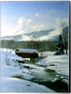 Winter Landscape 8 Fine-Art Print