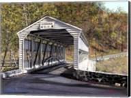 Knox Bridge - Valley Forge Pa Fine-Art Print