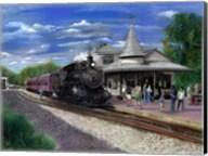 New Hope Station Fine-Art Print