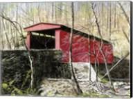 Thomas Mill Bridge Fine-Art Print