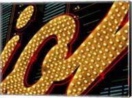 Las Vegas Neon Fine-Art Print