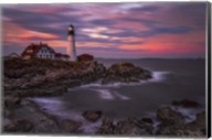 Portland Head Sunset Fine-Art Print