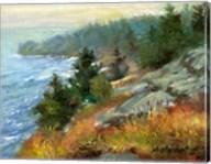 White Head, Monhegan Island, Maine Fine-Art Print