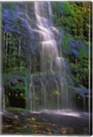 Majestic Waterfall Fine-Art Print