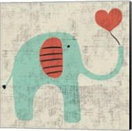 Ada's Elephant Fine-Art Print