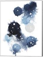 Blue Galaxy I Fine-Art Print
