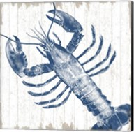 Seaside Lobster Fine-Art Print