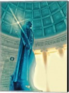Jefferson Memorial 13 Fine-Art Print