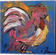 Funky Chicken Fine-Art Print