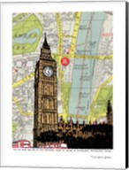 Parliament and Big Ben London Fine-Art Print