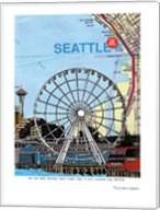 Seattle Great Wheel Fine-Art Print