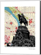 George Washington Monument Philadelphia Fine-Art Print
