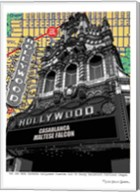 Hollywood Theatre Portland Fine-Art Print