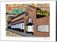 Keep Portland Weird Music Millennium Fine-Art Print