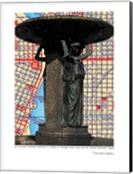 Skidmore Fountain Portland Fine-Art Print