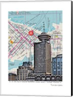 Revolving Restaurant Vancouver Fine-Art Print