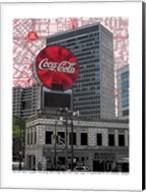 Coca Cola Atlanta, Georgia Fine-Art Print