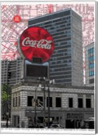 Coca Cola Atlanta, Georgia Fine-Art Print