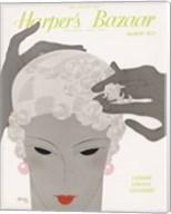 Harper's Bazaar March 1932 Fine-Art Print