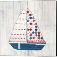 Wind and Waves I Nautical Fine-Art Print