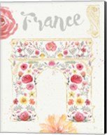 Paris Blooms II Fine-Art Print