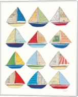 Wind and Waves VII Fine-Art Print