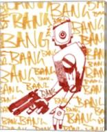 Bang Bang Bang Fine-Art Print