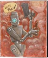 Lets Party Fine-Art Print