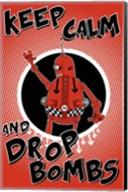 Drop Bombs Fine-Art Print
