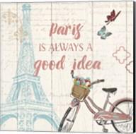 Paris Tour IV Fine-Art Print