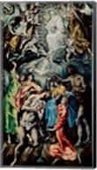 Baptism of Christ Fine-Art Print