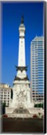 Soldiers' and Sailors' Monument, Indianapolis, Indiana Fine-Art Print