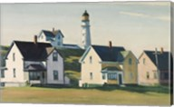 Lighthouse Village (also known as Cape Elizabeth), 1929 Fine-Art Print