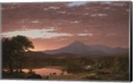 Mt. Ktaadn, 1853 Fine-Art Print