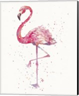 A Flamingo's Fancy Fine-Art Print