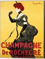Champagne de Rochegre;, ca. 1902 Fine-Art Print
