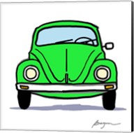 Green Bug Fine-Art Print