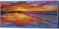 Sunset, North Island, New Zealand Fine-Art Print